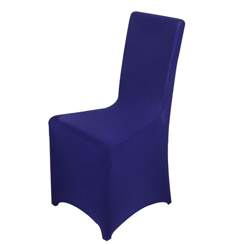 Spandex Banquet Chair Cover Purple