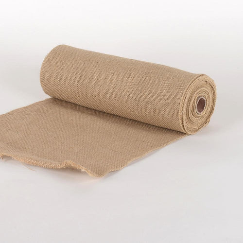 Natural Burlap Net Roll - ( W: 14 inch | L: 10 Yards )
