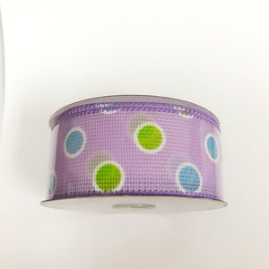 Spring Ribbon Lavender ( 1-1/2 Inch x 10 Yards ) - Q41410930