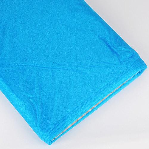 Organza Fabric Bolt (25 Yards) Turquoise