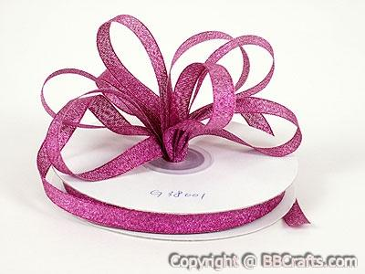 Azalea - Metallic Ribbon - ( W: 1/4 inch | L: 25 Yards )