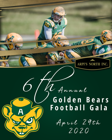 Individual - 6th Annual Golden Bears Football Gala
