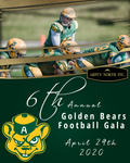 Table - 6th Annual Golden Bears Football Gala