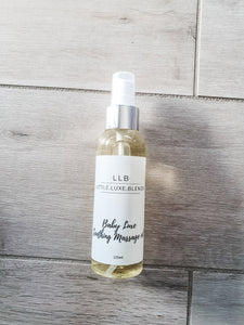 Baby Luxe - Baby Soothing Massage Oil