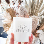 -LLB- X ZELIGHT CALM CANDLE