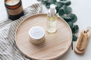 Baby Bottom Balm - Little Luxe Blends - Essential Oil