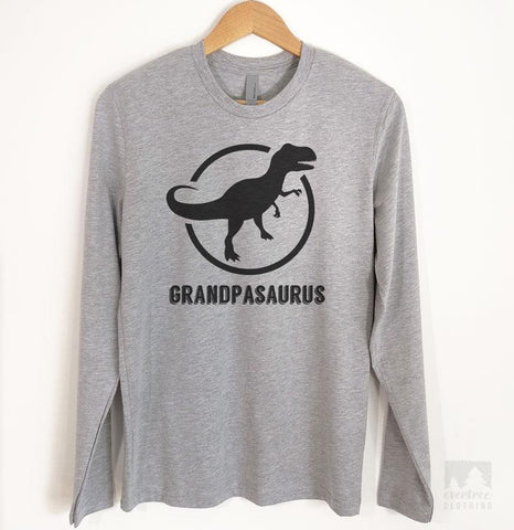 Grandpasaurus Long Sleeve T-shirt
