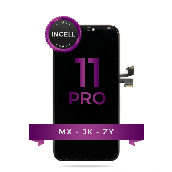 iPhone 11 Pro Incell LCD Assembly Premium Quality (JK/MX/ZY Brands)