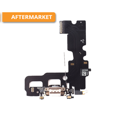 iPhone 7 Charging Port Flex Cable (White) (4166549897280)