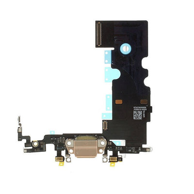 iPhone 8 Charging Port Flex Cable (Gold) (4168096677952)