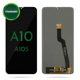 Samsung Galaxy A10 Replacement LCD Screen & Digitizer Assembly (Black)