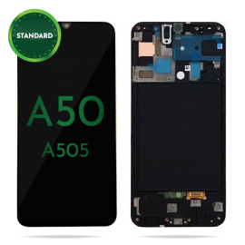 Samsung Galaxy A50 (2019) Replacement LCD Screen & Digitizer Assembly (Black)