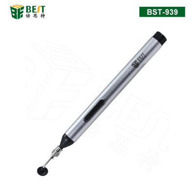 BEST 939 Vacuum Suction Pen Vaccum Pick Up Pen Suction Pump
