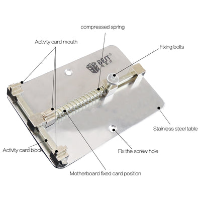 BEST circuit board fixture for mobile phone repairing BST-001A