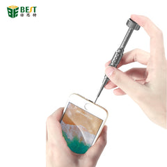 BST-895 First-class Disassemble Bolt driver For iPhone Samsung Mobile Phone Repair Screwdriver Prevent Skidding