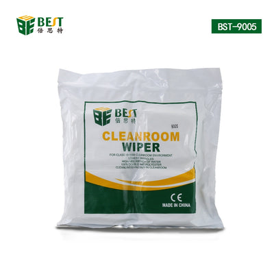 BST-9005 Soft Cleanroom wiper Non Cloth Dust Paper LCD Repair Tool