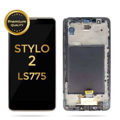 LCD/Digitizer for use with LG Stylo 2 LS775