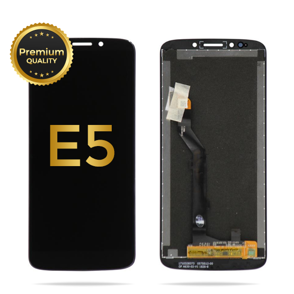 Moto E5 XT1944 LCD Digitizer Assembly (Black)