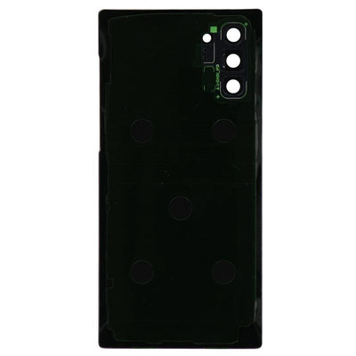 Replacement Samsung Galaxy Note 10 Back Door Battery Cover, Black