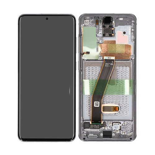 Genuine Samsung Galaxy S20 LCD Digitizer Assembly, Black
