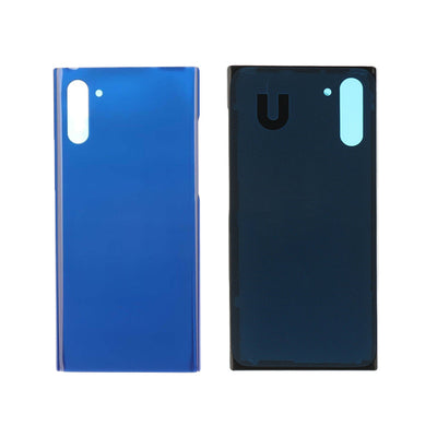 Galaxy Note 10 N970 Battery Cover Back Glass (AURA BLUE)