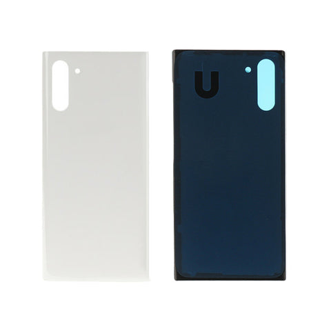 Galaxy Note 10 N970 Battery Cover Back Glass (AURA WHITE)