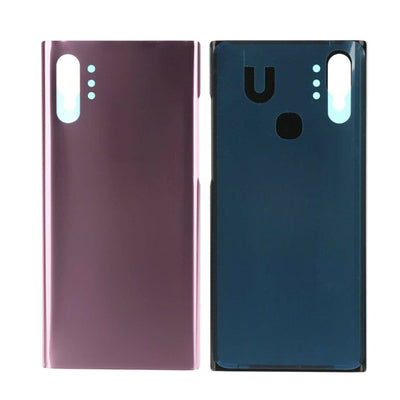 Galaxy Note 10+ N975 Battery Cover Back Glass (AURA PINK)