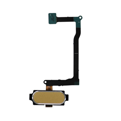 Galaxy Note 5 Home Button with Flex Cable (Gold)