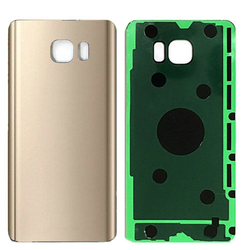 Galaxy Note 5 N920 Battery Cover w/Adhesive (GOLD)