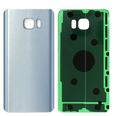 Galaxy Note 5 N920 Battery Cover w/Adhesive (SILVER)