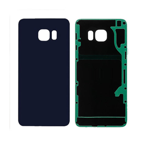 Galaxy S6 Edge Plus G928 Battery Cover w/Adhesive (BLACK)