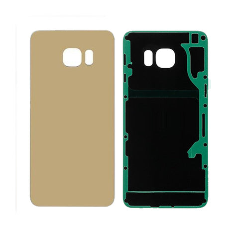 Galaxy S6 Edge Plus G928 Battery Cover w/Adhesive (GOLD)