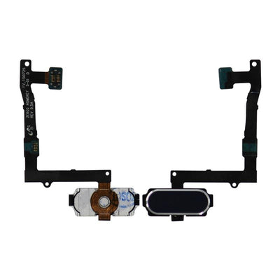 Galaxy S6 Edge Plus Home Button with Flex Cable (Black)