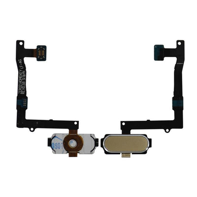 Galaxy S6 Edge Plus Home Button with Flex Cable (Gold)