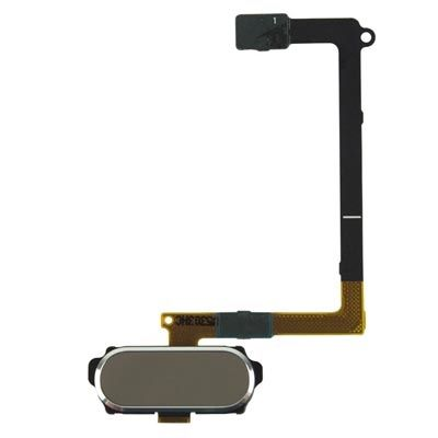 Galaxy S6 Home Button with Flex Cable (Gold) G920