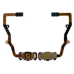 Galaxy S7 Edge Home Button with Flex Cable (Gold)