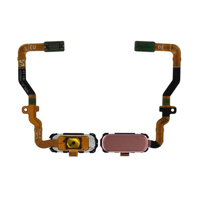 Galaxy S7 Home Button with Flex Cable (Pink)