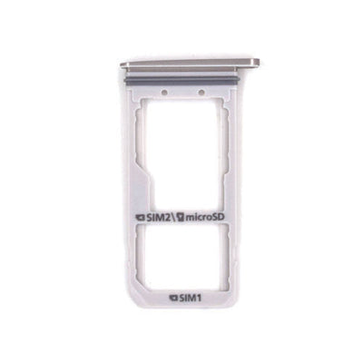 Galaxy S7 SIM & SD Card Tray Holder - (GOLD)