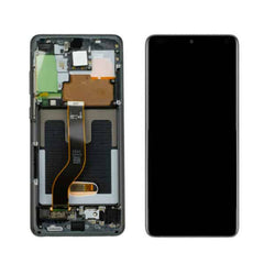 Genuine Samsung Galaxy S20 Plus LCD Digitizer Assembly, Black