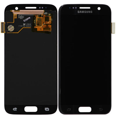 Genuine LCD Screen & Digitizer Assembly, Black, for Samsung Galaxy S7