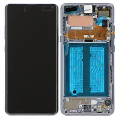 Genuine Samsung Galaxy S10 5G LCD Digitizer Assembly, Silver