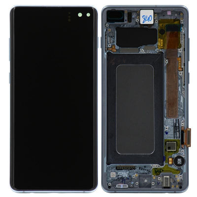 Genuine Samsung Galaxy S10 Plus LCD Digitizer Assembly, Blue