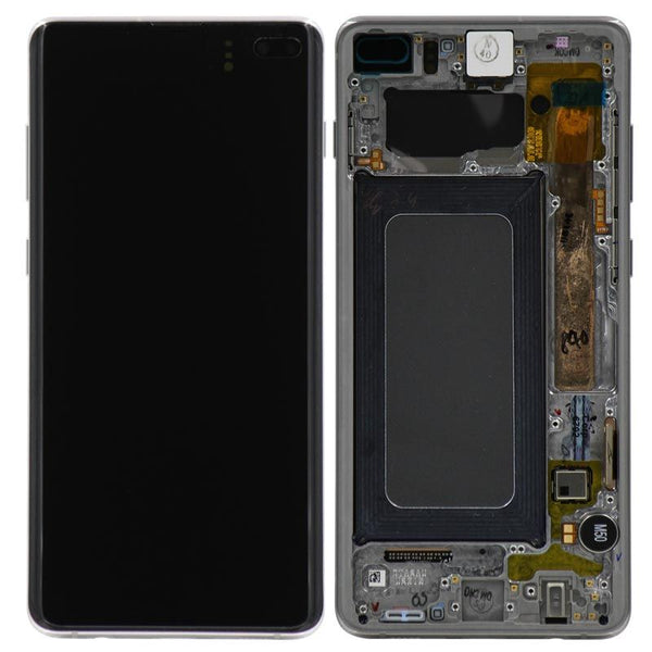 Genuine Samsung Galaxy S10 Plus LCD Digitizer Assembly, Silver