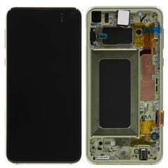 Genuine Samsung Galaxy S10e LCD Digitizer Assembly, Canary Yellow