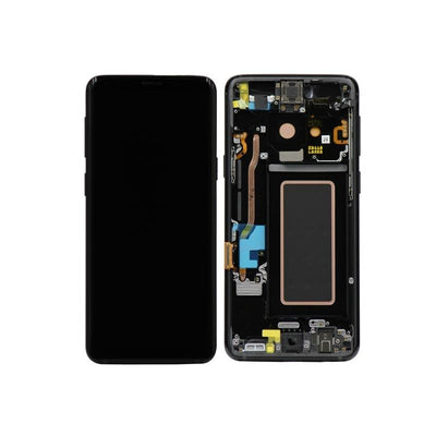 Genuine Samsung Galaxy S9 LCD Digitizer Assembly, Black