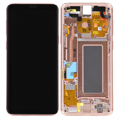Genuine Samsung Galaxy S9 LCD Digitizer Assembly, Gold