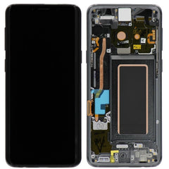 Genuine Samsung Galaxy S9 LCD Digitizer Assembly, Grey