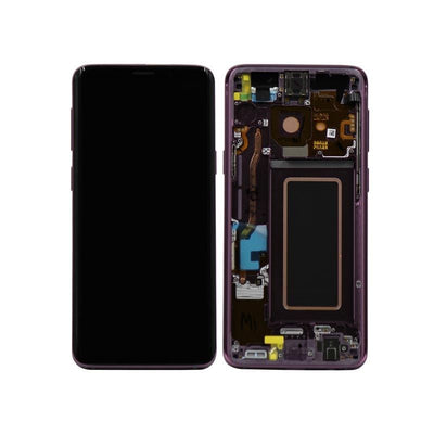 Genuine Samsung Galaxy S9 LCD Digitizer Assembly, Purple