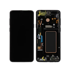 Genuine Samsung Galaxy S9 Plus LCD Digitizer Assembly, Black