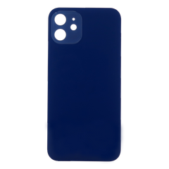 Back Glass for iPhone 12 (Blue)